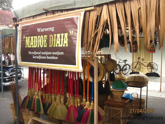 Nuansa Jadul di Pameran Magelang Tempo Doeloe 2013