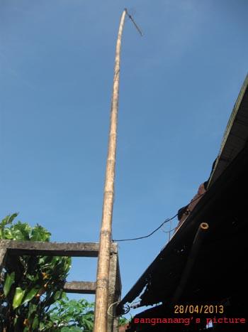 Bambu Antena