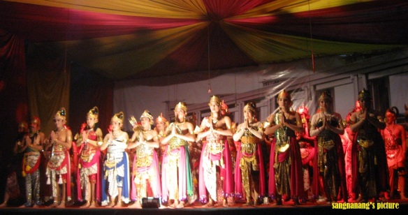 Tayang Perdana Wayang Orang Di Tangerang Sang Nananging Jagad