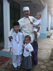 Mbah Kakung & cucu