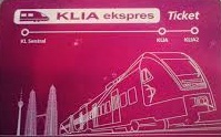 KLIA Ticket