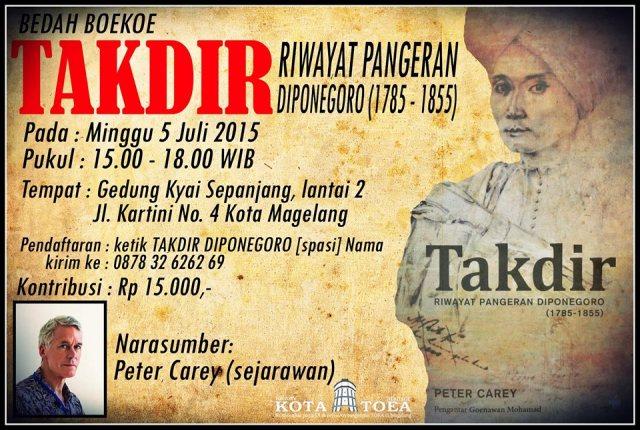 Takdir Diponegoro