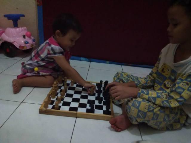 Duo Master Catur