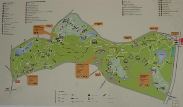 singapore-botanic-garden-map