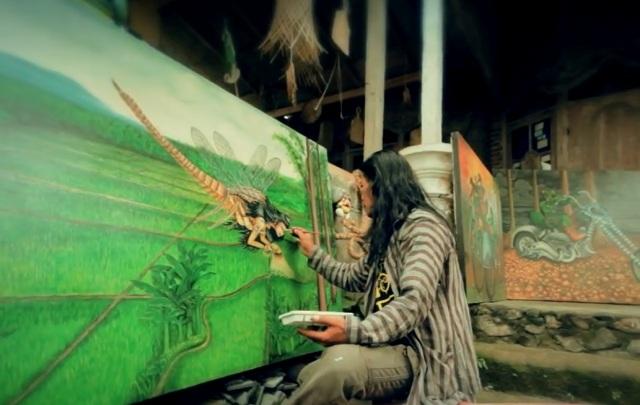 870 Koleksi Gambar Hewan Orong Orong Gratis Terbaru