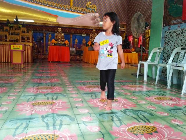 Reclining Budha Temple