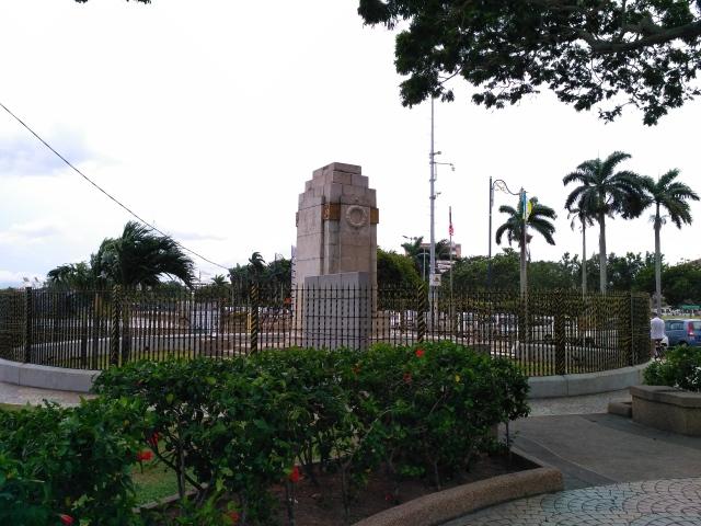 Monumen Perang Dunia II di Penang