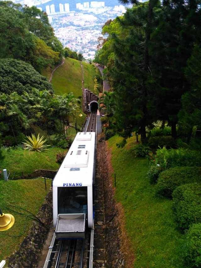 kereta penang hills