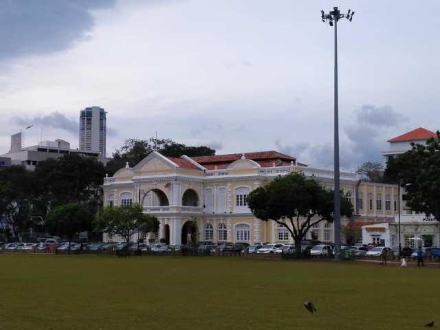 Town Hall Penang